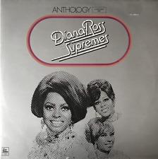 DIANA ROSS & THE SUPREMES - ANTHOLOGY (LP) (EX-/G-VG)