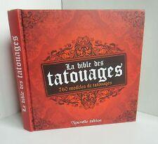 La bible des tatouages. 760 modeles.12 themes.  Z009