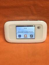 AT&T, ZTE MF923 VELOCITY HOTSPOT 4G LTE BROADBAND WiFi MOBILE WHITE