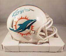 Ricky Williams Autographed Signed Mini Helmet Miami Dolphins JSA