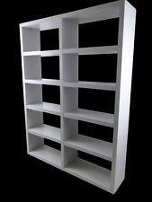Temahome Valley estante estante combi divisor oficina estante de madera blanco mate! nuevo!