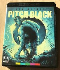 Pitch Black Special Edition 4K Ultra HD Arrow Video Vin Diesel READ DESCRIPTION