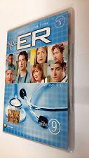 E.R. Medici  in prima linea DVD Serie TV Stagione 9 Disco 3 Episodi 3