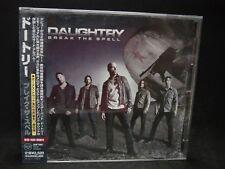DAUGHTRY Break The Spell + 1 JAPAN CD Suicidal Tendencies Infectious Grooves