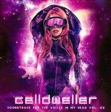 Soundtrack for the Voices in My Head, Vol. 2 by Celldweller (CD, Nov-2012, Fixt)