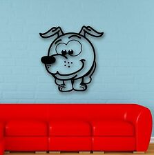 Wall Stickers Vinyl Decal Funny Dog Puppy for Kids Room Nursery (ig629)