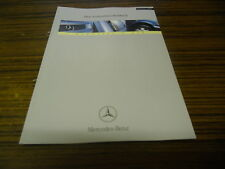 Sale Paperback Mercedes V-Class W 638 08/2002