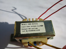 220v primary 6v secondary 450ma power transformer! NEW