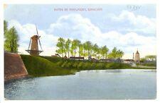 NEDERLAND AK 1918 GORINCHEM - BUITEN DE ARKELPOORT - PRACHT