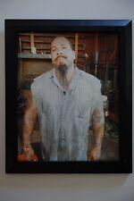 Original Dexter Prop  Framed Photo Brother Sam's Garage Season 6 Michael C. Hall