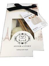 New Stitch & Story Sophies's Hat Knitting Kit