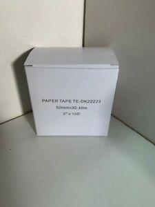 dk-22223 Labels fits Brother Printers QL700 QL-700 QL560 QL570 QL720NW QL710W