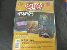 GTM #210 New Sealed with 5 Promos  Game Trade Magazine Domain Castle Panic