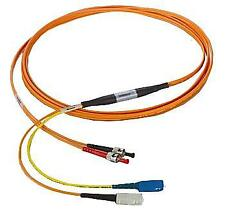 SC-ST 50/125um mode conditioning patch cord, SC single mode, 10 meters length