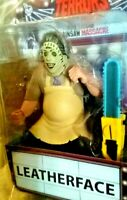 "TEXAS CHAINSAW MASSACRE Toony Terrors""LEATHERFACE""Graded # PET62389 *MINT"
