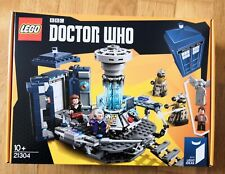 LEGO 21304 Doctor Who IDEAS NEW MISB