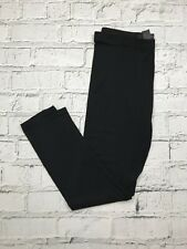 NEXT - Black Thin Elasticated Casual Activewear Leggings - Womens - Size 14