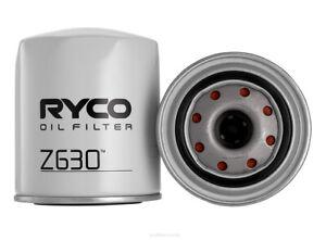 Ryco Oil Filter Z630 fits Kia Pregio 2.7 D (TB)