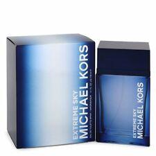 Michael Kors Extreme Sky Cologne 4.2 oz 125 ML Eau De Toilette Spray Sealed