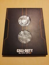 Rare Collector Care Package médailles métal Call of Duty Black Ops 2 PS3
