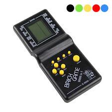 Classic Nostalgic Tetris Brick Handheld LCD Video Games Toy Machine Arcade RC