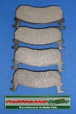 Non-OEM Front Brake Pad Axle Set Datsun Nissan Micra & K10 12/1982 – 01/1993