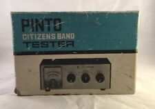 Pinto Citizens Band Tester