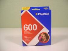 Polaroid 600 - Color Instant Film 10 Photos.  SEALED.  Exp. 08/09