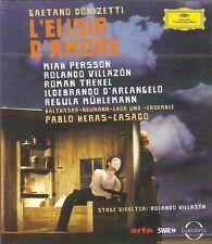 Villazon - Donizetti: L'elisir d'amore, Blu-ray NEW/SEALED Region 0
