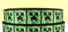 Green and Black checkered Ribbon