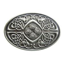 Original Celtic Keltic Legend Phoenix Oval Western Belt Buckle also Stock in US