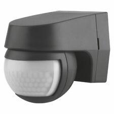 LEDVANCE Sensor Wall Outdoor Bewegungsmelder Aufbausensor IP44 dunkelgrau