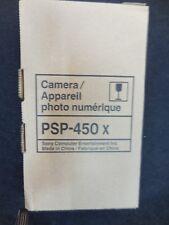 Camara PSP nueva y embalaje original sin abrir