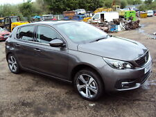2018 Peugeot 308 MK2 1.2 Petrol 6 Speed Manual S/S ALLURE No Engine No Gearbox