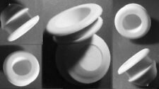 "3 Pairs ASSORTED SIZES 3/8""-1/2""-5/8"" - Salt & Pepper SHAKER RUBBER STOPPERS"
