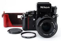 [NEAR MINT] Nikon F3 AF SLR 35mm Film Camera w/ AF Nikkor 80mm f2.8 JAPAN 762839