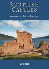 Scottish Castles - Lomond Guide, Bryn Havord, Like New, Paperback