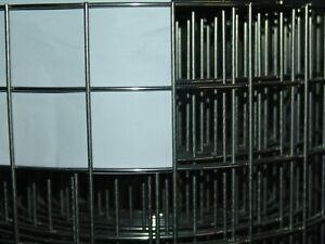 Volierendraht Edelstahl (V2A) 1x1m / 38,1 x 38,1mm  3,0mm Drahtstärke