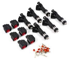 fit Nissan Cefiro Skyline GTS-t rb20det rb20 r31 R32 600cc Turbo Fuel Injectors
