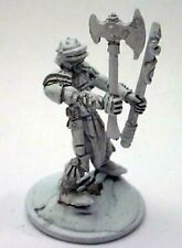 RELIGIOUS FANATIC MAN AT ARMS Magnificent Egos Iron Heroes MEOIH11 D&D