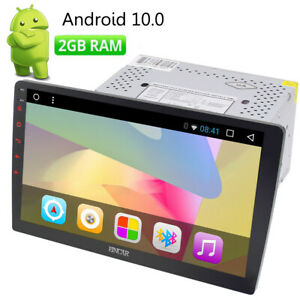 10.1 inch Android 10.0 Detachable Car GPS Stereo Navi Touch Screen No-dvd Radio