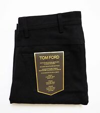 $990 TOM FORD TF001 Black Boot Cut Jeans Size 42 US 58 Euro