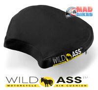 Wild Ass Smart Lite Moto Confort Siège Coussin Cruiser Touring M 15x14