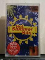 HOT SUMMER HITS - THE CONNELLS . CHARLES & EDDIE - MUSICASSETTA SIGILLATA