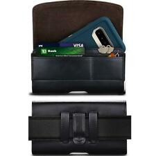 Wallet Leather Case Clip Pouch For Samsung Galaxy XCover FieldPro Fits Otterbox