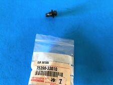 1-PC PACK GENUINE LEXUS ES300(1997-2001) CLIP NO-5 OUTSIDE MOLDING 75398-33010 !