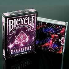 Bicycle Starlight Shooting Star Poker Spielkarten
