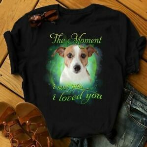 Jack Russell Terrier The Day I See You T-Shirt