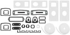 Paint Gasket Set with Molded Rubber Taillight Gaskets - 1965 Dodge Coronet 500