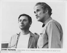 ORIGINAL 1978 PHOT-ALAN ARKIN-SEAMON GLASS-THE OTHER SIDE OF HELL-DRAMA-TV MOVIE